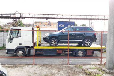 Volkswagen mentés